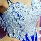 x - Blue Pageant Dresses, Custom Pageant Gowns
