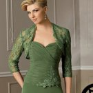 Mother of Bride Evening Dress W/ jacket