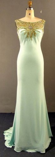 x - E4615 - Sleeveless Formal Dresses