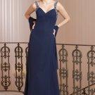 #LE063 Dark Blue Formal Dresses - Special Occasion Dresses