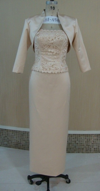 #Y118-NY06 - Mother of the bride Suit Dresses with Jackets