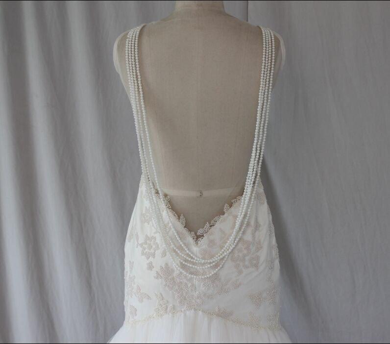 Darius Cordell Designs - Recreation of haute Couture Designer Wedding Dress