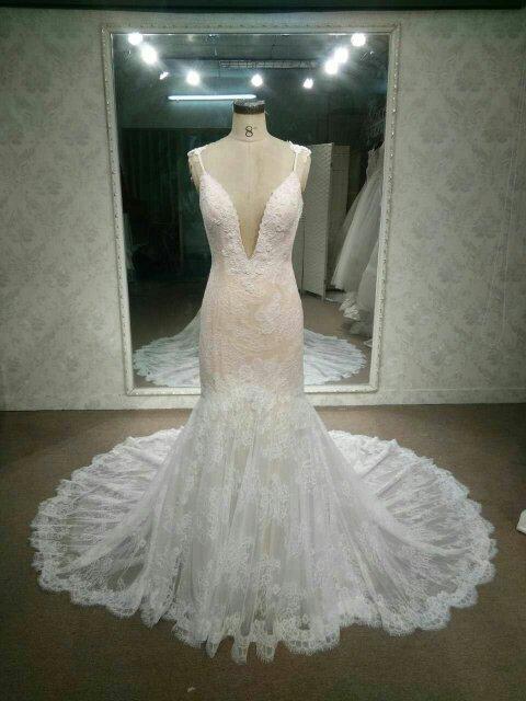 Sexy Berta inspired Wedding Dress by Darius Couture