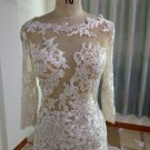 Sheer Berta Bridal inspired wedding dress from Darius Cordell