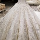 Style 0511173156 Brocade embroidery fabric wedding gowns