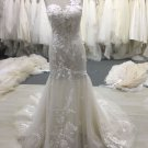 NO.190302-1 one shoulder lace wedding gowns from darius cordell