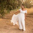 Style #1c31 - short sleeve plus size wedding dresses