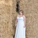 Style #4cc7 - plus size wedding dresses with spaghetti straps
