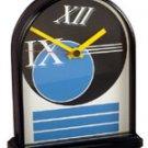 Black Contemporary Tabletop Clock OL-300