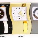 ONYX Modern Contemporary Designer Alarm Clock OL-W01