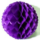 "12"" Purple Tissue Ball"