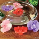 Orchid Floating Candles