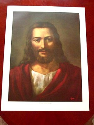 Print - The Saviour