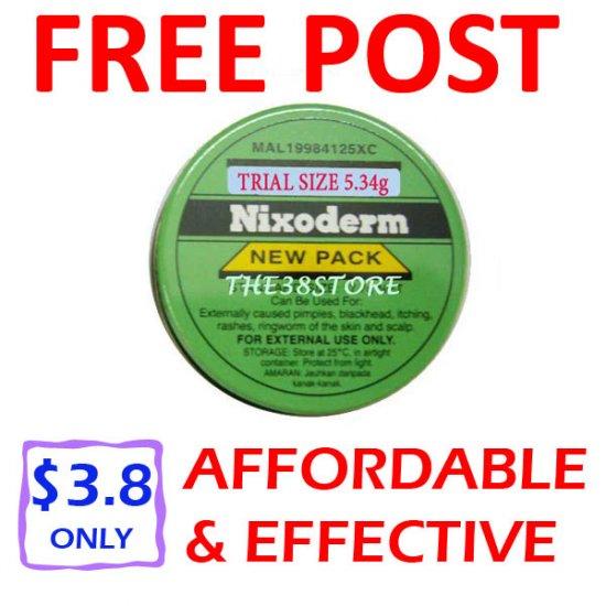 NIXODERM for Acne Spot Blemish Ringworm Eczema Rash *Free Shipping*