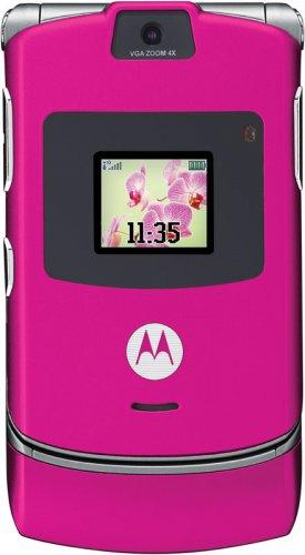 Motorola V3 Razr Pink
