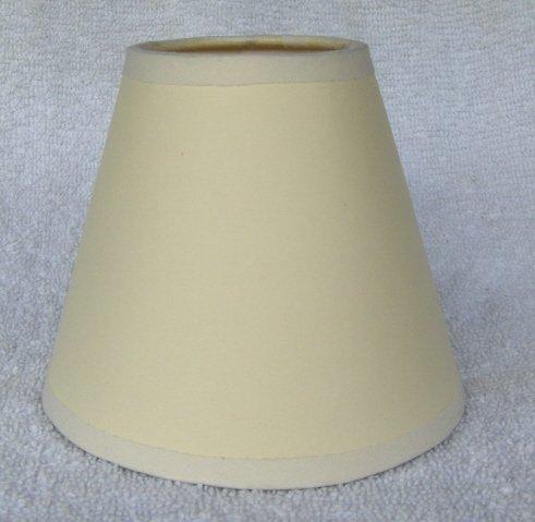 ECRU Paper Mini Chandelier Lamp Shade