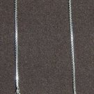 Sterling Silver Name Necklace - Name Plate - DANIELLE