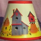 New BIRDHOUSE Paper Mini Chandelier Lamp Shade