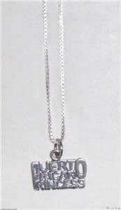 Sterling Silver Necklace - PUERTO RICAN PRINCESS