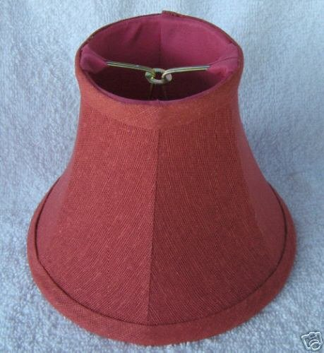 New ROSE TEXTURED Mini Chandelier Lamp Shade Shade
