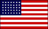 35 Star Flag - 3' x 5' Flag