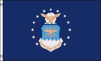 Air Force Flag #02  3' x 5' Flag