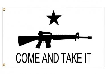 Come and Take It 3' x 5' Flag