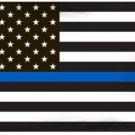 Thin Blue Line 3' x 5 ' Flag Support Law Enforcement