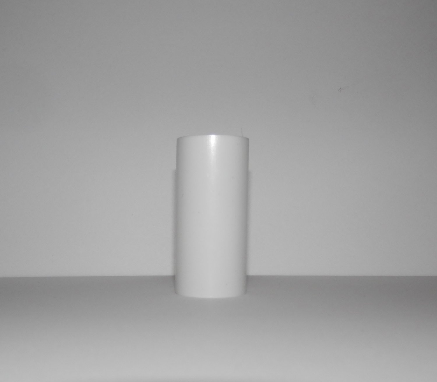 """1-13/16"""" Smooth White Chandelier Replacement Sleeve"""