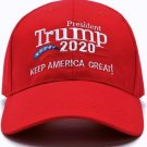 Donald Trump 2020 President Keep America Great Hat - Red