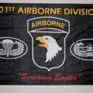 101st Airborne Flag-Screaming Eagles 3' x 5' Flag Banner