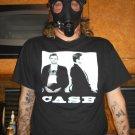 JOHNNY CASH EL PASO MUG SHOT 1965 ~ Premium Sueded T-Shirt ~ SIZE L