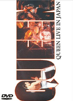 QUEEN RARE DVD LIVE IN JAPAN 1982 CONCERT VIDEO NEW REMASTERED VERSION!!