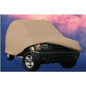 SUV  CAR Cover SNOW UNIVERSAL