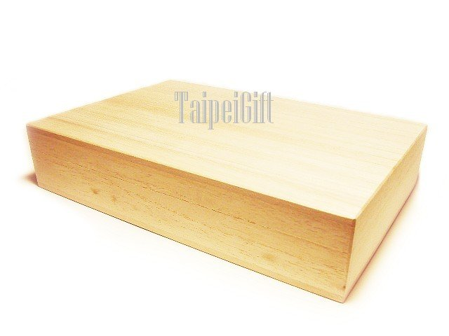 "Jewelry Box Indus Firmiana Parasol Wood Case Gift craft packing F10 inside 9.44""x5.5""x2.16"""