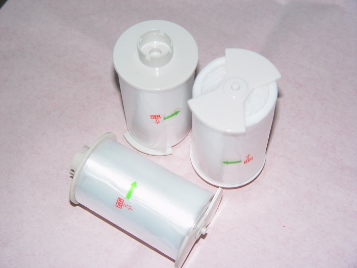 Sanitary plastic roll(for XIANYOU sanitary toilet seat)