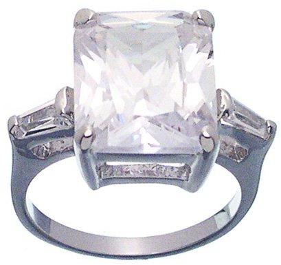 18K Gold Filled Italian Uma Thurman Wedding Ring (any size)