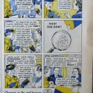 Vintage Morton Salt advertisement  True Story magazine