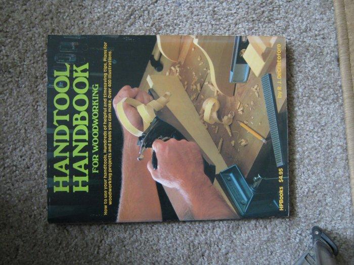 Handtool Handbook for Woodworking
