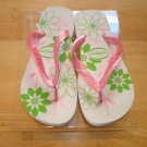 Havaianas Summer Flip Flips      Size:6   Free Havaianas Key Chain
