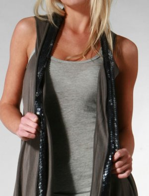 Dream Society Nico Vest    Size:  L        $59      BIG  SALE !!!