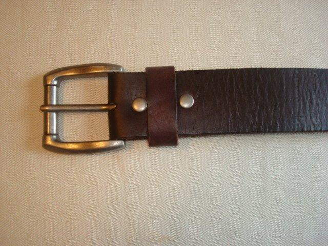 Bill Adler Brown Belt     Size:38     $29
