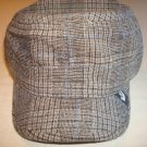 Goorin Brothers Hat Brown w/ plaid pattern  Size:   S             $19
