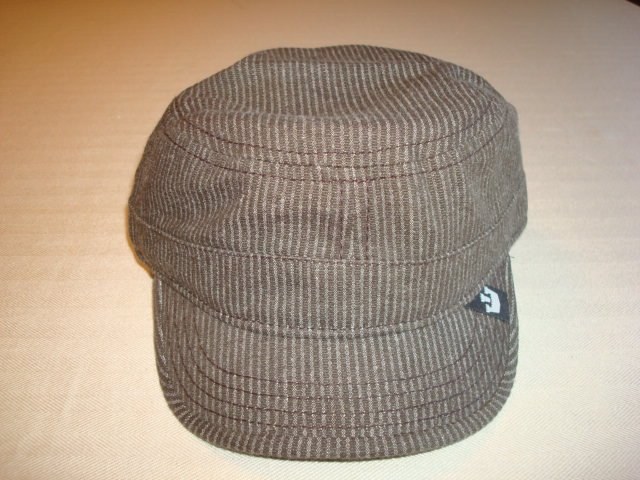 Goorin Brothers Hat Brown w/ stripes pattern   Size:   M         $19