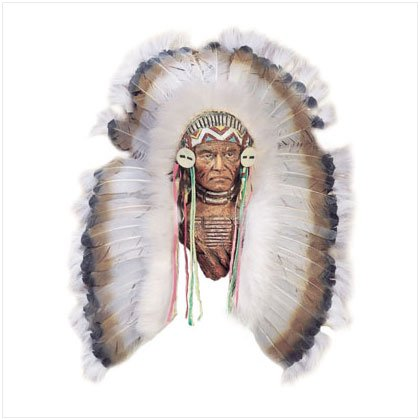 headress plaque   28407