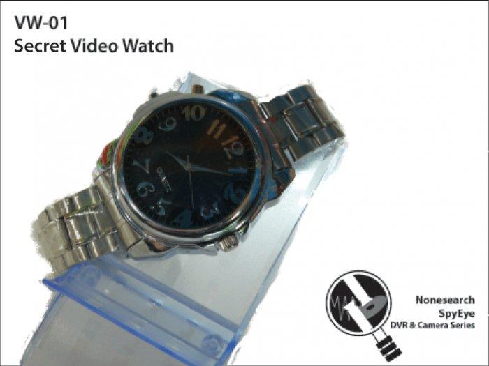 Secret Video Watch VW-01