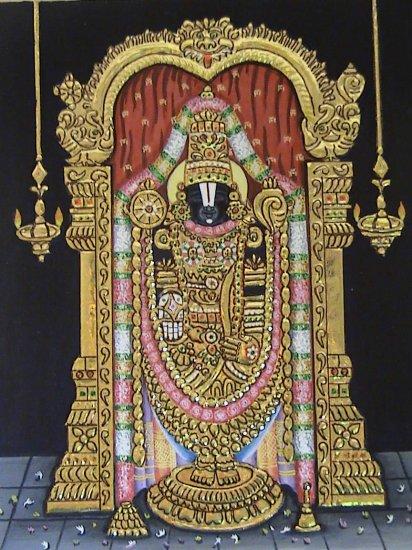 Balaji - Indian God