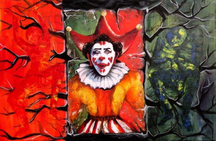The Jokers Shadow