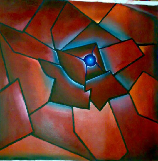 Abstract Painiting