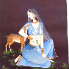Ragini with Deer